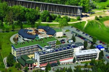 Sanatorium pod Tężniami